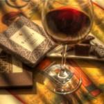 Вино и шоколад для продления жизни