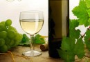Белые полусухие ароматные вина