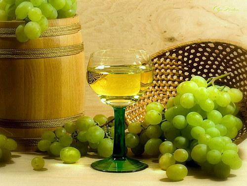 Пряные и зрелые вина шардоне