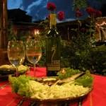 Сухое вино шардоне, имеющее стальной привкус