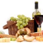 С чем пьют вино - красное, белое, розовое
