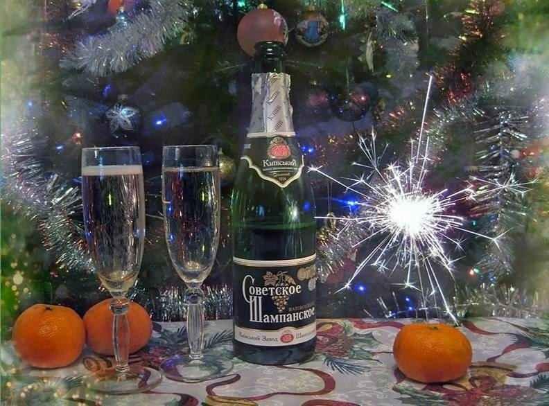 Какое советское шампанское лучше