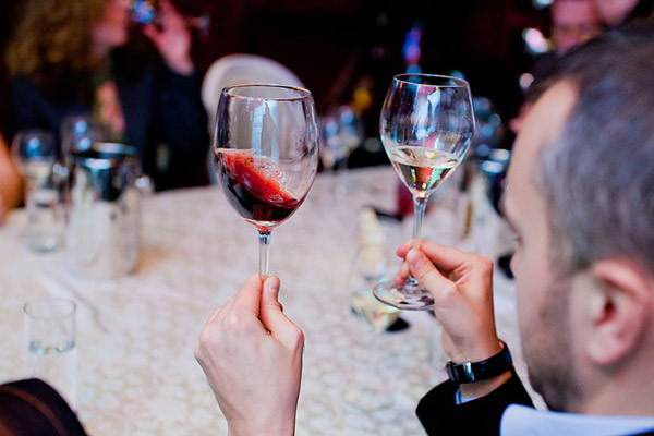 Польза и вред сухого белого вина