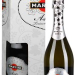 Полусладкое вино «Asti Martini DOCG»