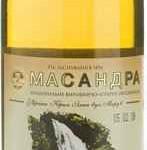 Полусладкое вино «Массандра Кокур»