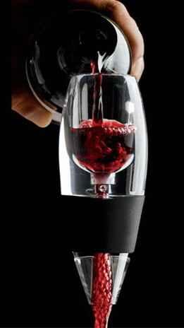Влияние формы бокала на вкус вина