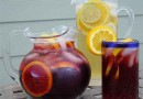 Коктейль Сангрия – винный напиток для испанского лета