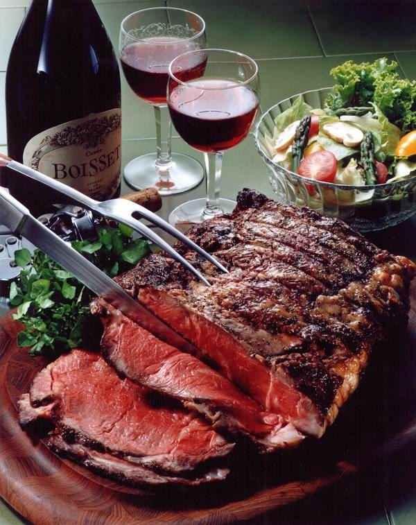 Чем закусывать красное сухое вино