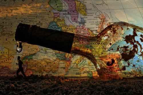 Самые пьющие вино страны в мире