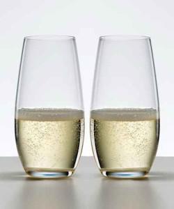 Бокалы для шампанского повседневной формы