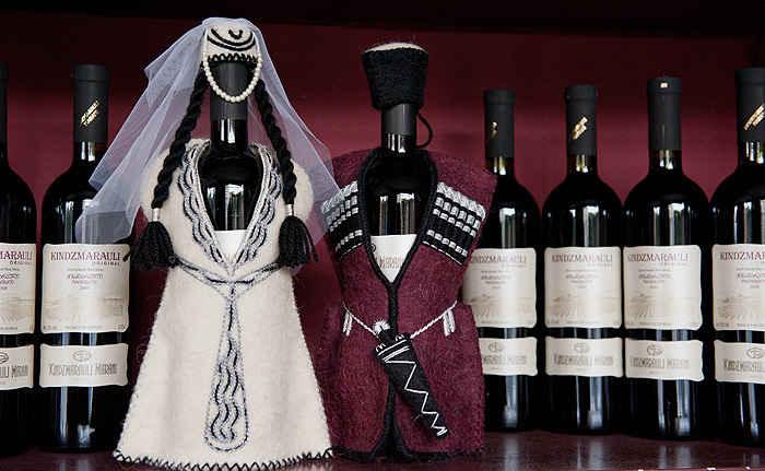 Какое грузинское вино выбрать