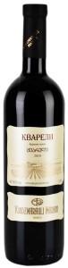 Кварели — красное сухое вино