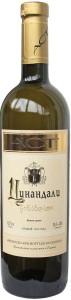 Цинандали — белое сухое грузинское вино