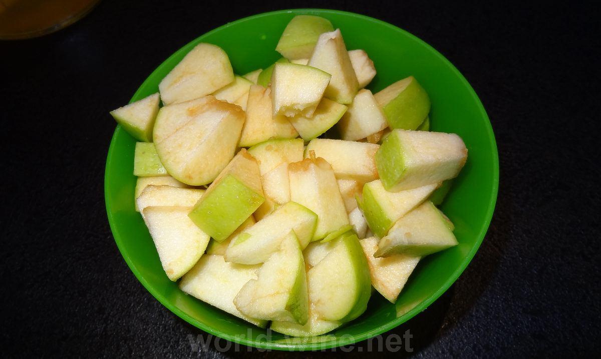 Яблоки для глинтвейна