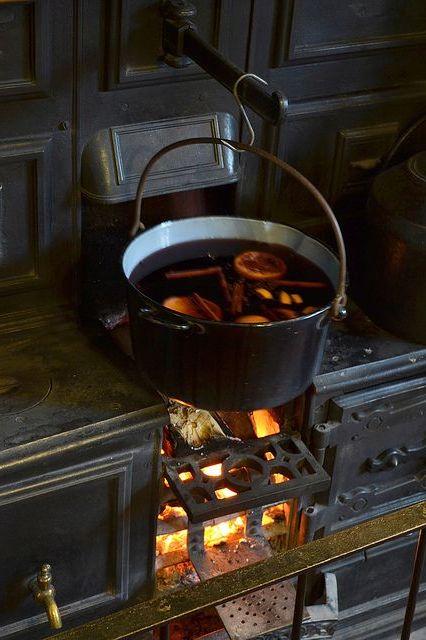 Глинтвейн – история происхождения напитка