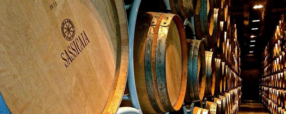 Супертосканские вина - лучшие вина Тосканы