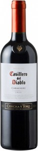Вино Casillero del Diablo Carmenere