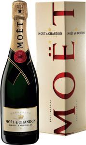 Шампанское «Moët & Chandon Brut Impérial» белое сухое