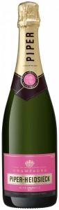 Шампанское Piper-Heidsieck розовое, сухое