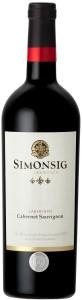 Вино Simonsig для глинтвейна
